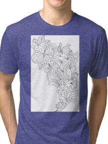 Continent Tri-blend T-Shirt