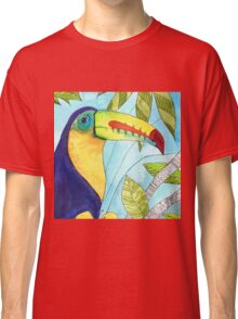 Rainforest Toucan Classic T-Shirt