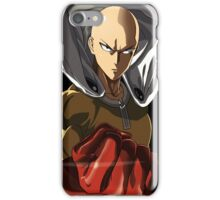 All I need is one punch iPhone Case/Skin
