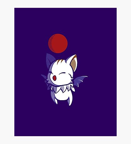 Kupo! Photographic Print