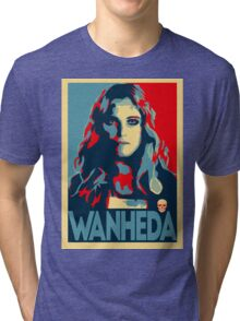 Wanheda Tri-blend T-Shirt