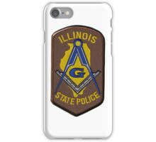 Illinois State Police Freemason iPhone Case/Skin