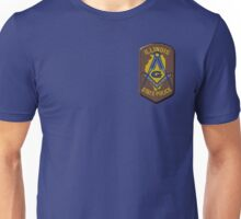 Illinois State Police Freemason Unisex T-Shirt