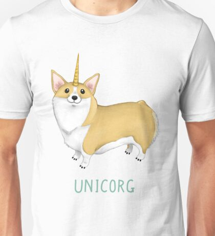 Unicorg Unisex T-Shirt