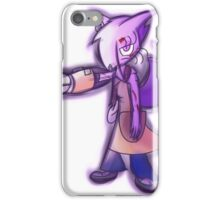 One Tough Kitty-Cat iPhone Case/Skin