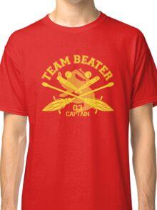 Hufflepuff - Quidditch - Team Beater Classic T-Shirt