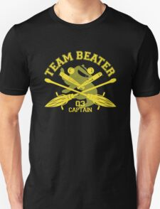 Hufflepuff - Quidditch - Team Beater T-Shirt