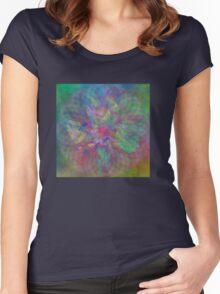 Aura Women's Fitted Scoop T-Shirt