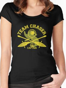Hufflepuff - Quidditch - Team Chaser Women's Fitted Scoop T-Shirt