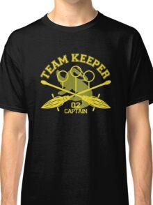 Hufflepuff - Quidditch - Team Keeper Classic T-Shirt