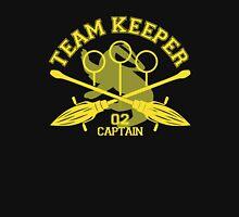 Hufflepuff - Quidditch - Team Keeper Unisex T-Shirt