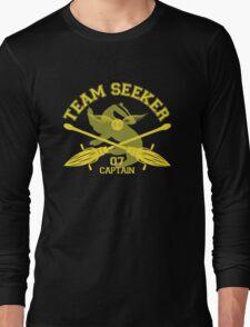 Hufflepuff - Quidditch - Team Seeker Long Sleeve T-Shirt