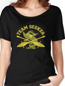 Hufflepuff - Quidditch - Team Seeker Women's Relaxed Fit T-Shirt