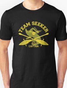 Hufflepuff - Quidditch - Team Seeker T-Shirt