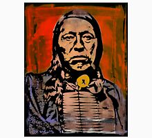 Chief Flying Hawk-The Sioux Unisex T-Shirt