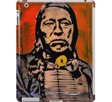 Chief Flying Hawk-The Sioux iPad Case/Skin