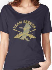 Ravenclaw - Quidditch - Team Seeker Women's Relaxed Fit T-Shirt