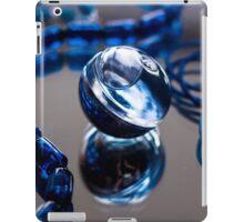 Blue Bubble - Macro Photography iPad Case/Skin