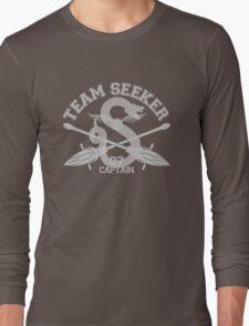 Slytherin - Quidditch - Team Seeker Long Sleeve T-Shirt
