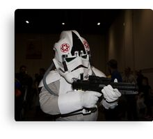 London Super Comic Convention opens at ExCel Canvas Print