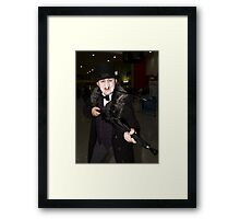 London Super Comic Convention opens at ExCel Framed Print