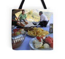 Great Feast - Travel Photography Tote Bag