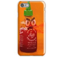 Sriracha iPhone Case/Skin