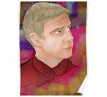 John Watson [Nebula] Poster