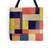 Abstract #350 Tote Bag