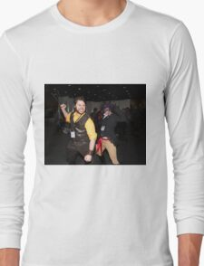 London Super Comic Convention opens at ExCel Long Sleeve T-Shirt