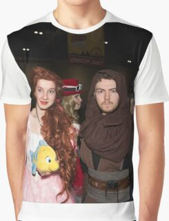 London Super Comic Convention opens at ExCel Graphic T-Shirt