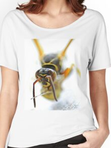Wasp Women's Relaxed Fit T-Shirt