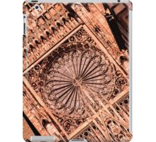 Cathedral Notre Dame of Strasbourg - Travel Photography iPad Case/Skin