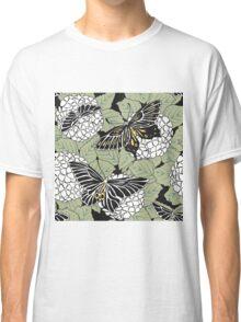 Dark Butterflies Classic T-Shirt