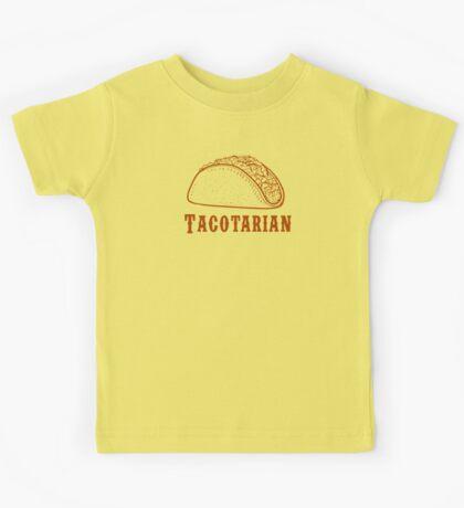 taco cool Kids Tee