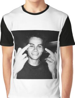 dylan o brien  Graphic T-Shirt