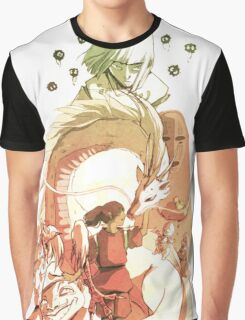 Spirited Away Graphic T-Shirt