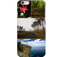 Collage from Portugal (Madeira) - Travel Photography iPhone Case/Skin