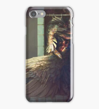 Birdshower iPhone Case/Skin