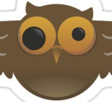 Spooky Owl Sticker