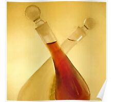 Oil and Vinegar - Impressions Poster