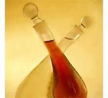 Oil and Vinegar - Impressions Photographic Print