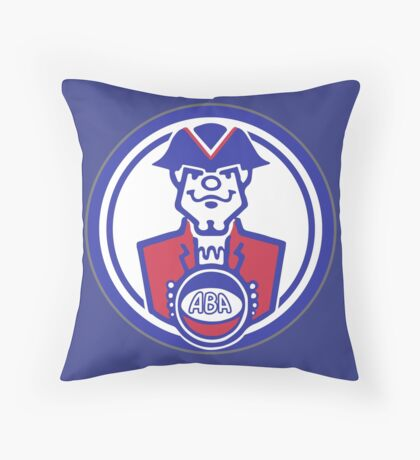 DEFUNCT - VIRGINIA SQUIRES Throw Pillow