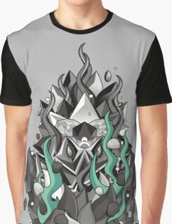 Abstract organic Graphic T-Shirt