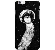 Drifting in Otter Space iPhone Case/Skin