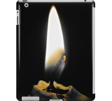 The flame 2 iPad Case/Skin