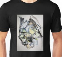 A beggar can never be bankrupt - Original Wall Modern Abstract Art Painting Unisex T-Shirt