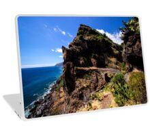 Paradise Cliff - Nature Photography Laptop Skin
