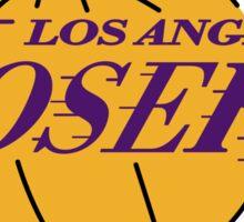 Los Angeles Losers parody logo Sticker