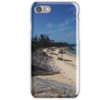 Rainbow Beach - Eleuthera, Bahamas iPhone Case/Skin